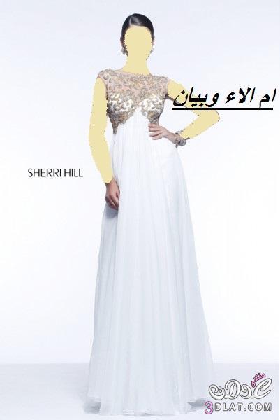 فساتين زفاف وخطوبة غاية في الجمال من sherri hill ل2019, فساتين زفاف وخطوبة ج 1
