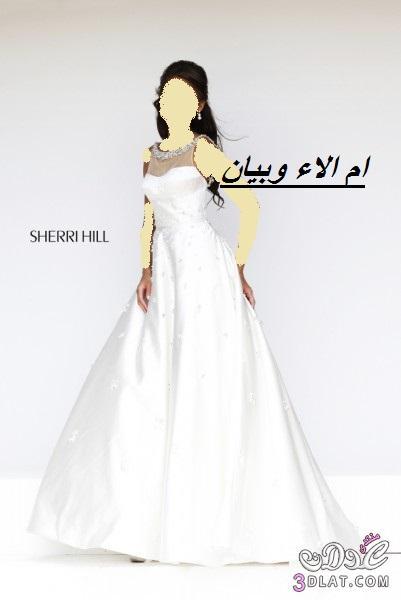 فساتين زفاف وخطوبة غاية في الجمال من sherri hill ل2019, فساتين زفاف وخطوبة ج 2
