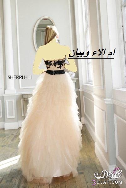 فساتين زفاف وخطوبة غاية في الجمال من sherri hill ل2014, فساتين زفاف وخطوبة ج 3