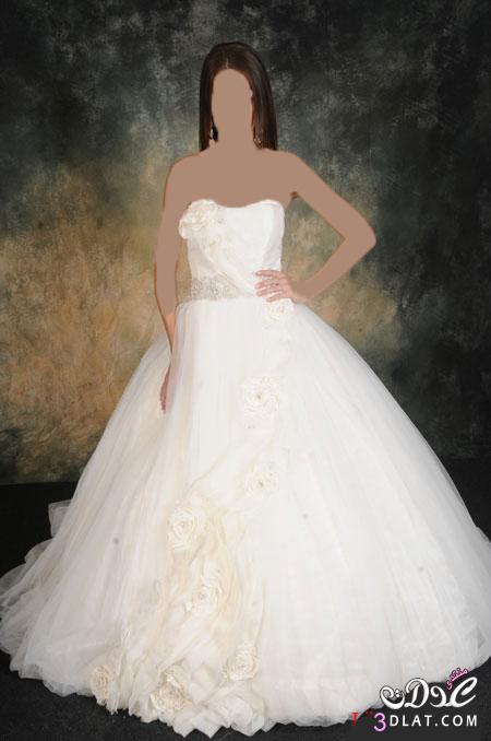 احلي الافراح باجمل و اأنيقة الفساتين فساتين زفاف أنيقة و راقية