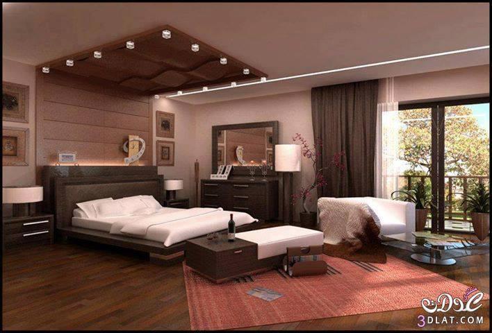 ديكورات نوم 2018,غرف نوم للعرائس,تصميمات اوض نوم كبيرة,موديلات
