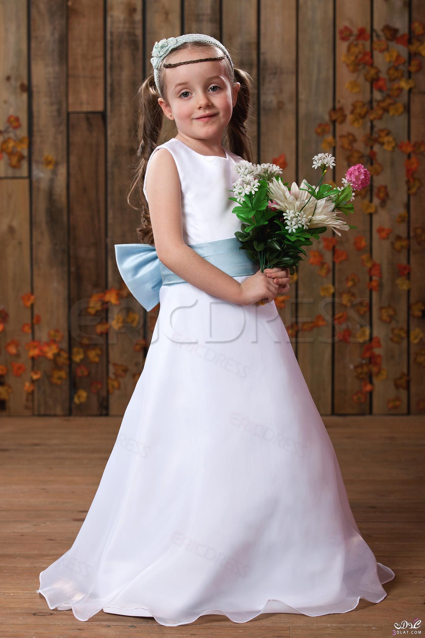655d57da9 فساتين بناتي منفوشة للافراح والمناسبات 2020,اجمل فساتين الحفلات والاعراس  للبنات