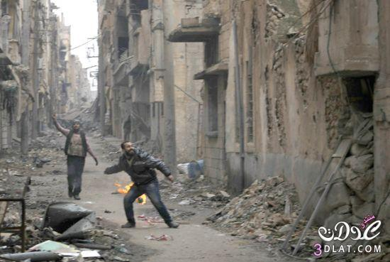 قتيل حصيلة «داعش» والمعارضة السورية