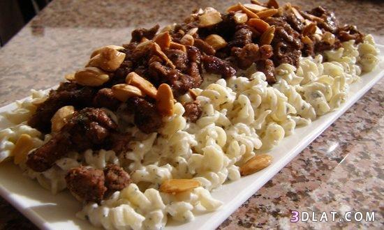 اكلات شهيه ولذيذه وجبات مقبلات سلطات 3dlat.com_02_18_ca18