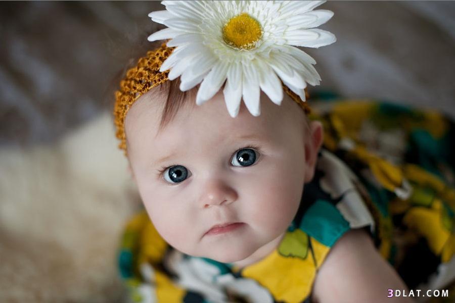أطفال بيبي غاية الرقة والجمال 2019 3dlat.com_04_18_6d96