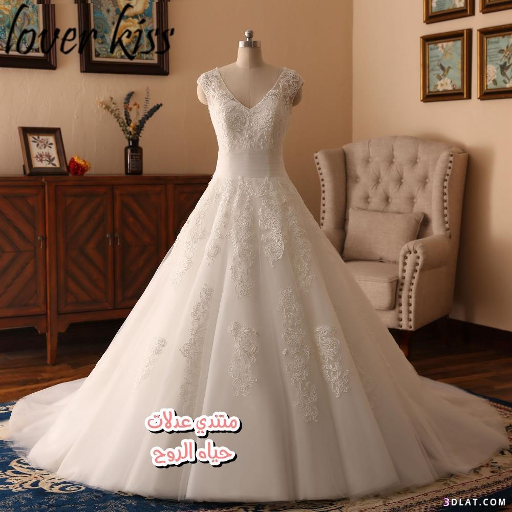 4176e5e90 صور فساتين للعروس , أجدد كولكشن من فساتين ألأفراح للعروس , فساتين ...