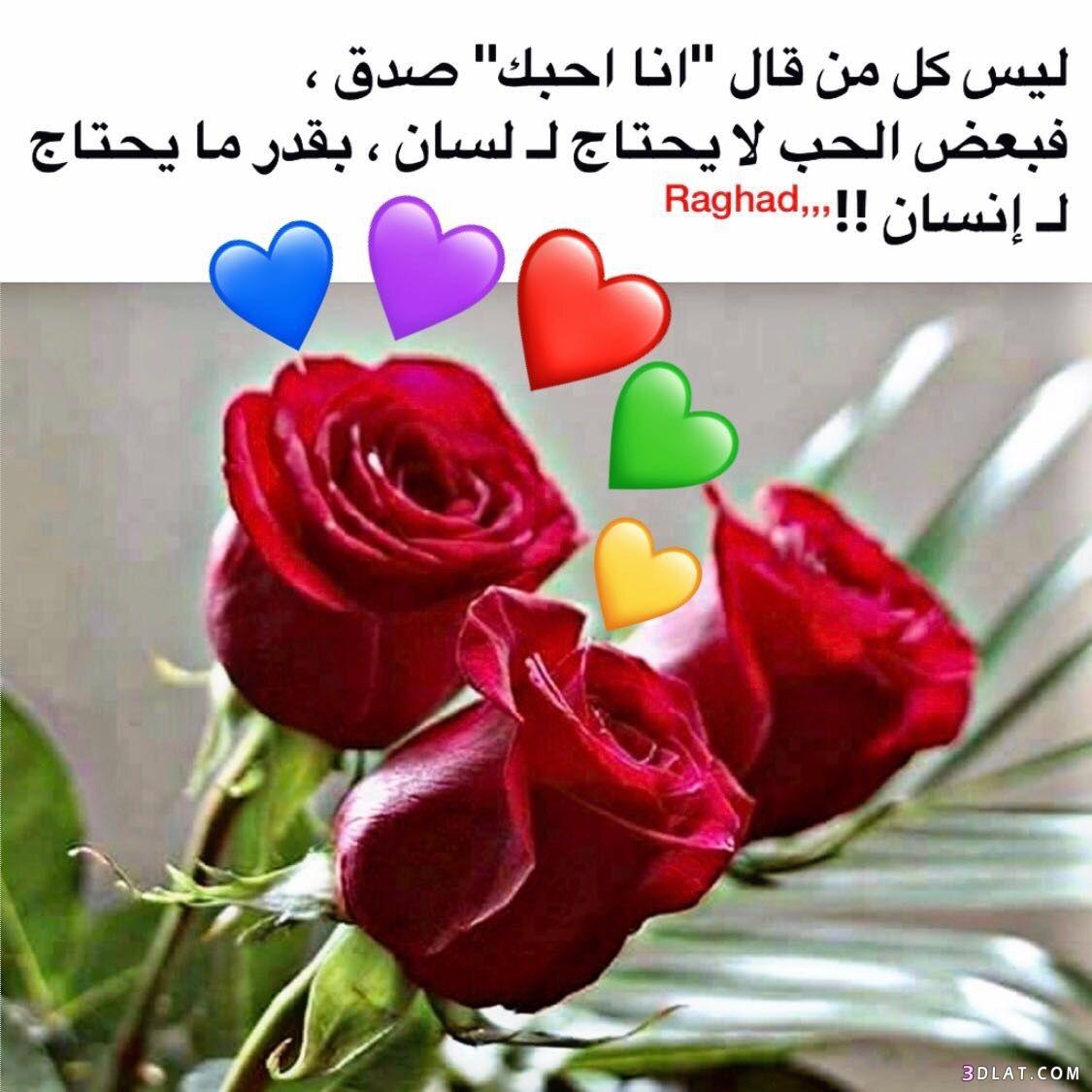 صور ورد بعبارات رومانسيه 2020 اجمل الورود الرومانسيه 2020