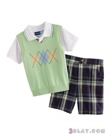 أجمل طقومات ملابس أطفال (ولادي) 3dlat.com_04_18_fdc4