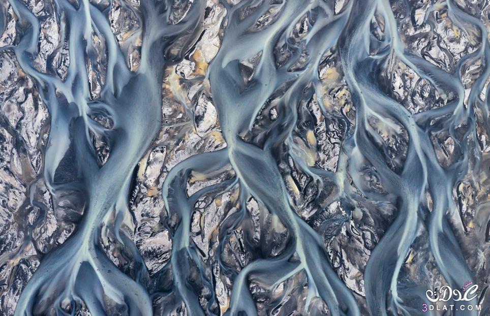 تشكيلات جليدية خيال مرسومة من سحر الطبيعة تشكيلات غريبة 3dlat.com_05_14artic