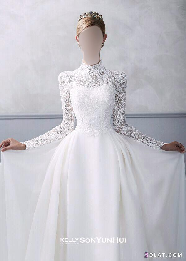 فساتين زفاف ناعمه ورقيقة.فساتين زفاف2019.فساتين زفاف 3dlat.com_05_18_070e