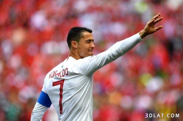 رونالدو أفضل لاعب مباراة البرتغال والمغرب 3dlat.com_05_18_2987