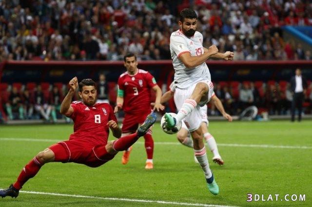 كوستا أفضل لاعب بمباراة إسبانيا وإيران 3dlat.com_05_18_2e45