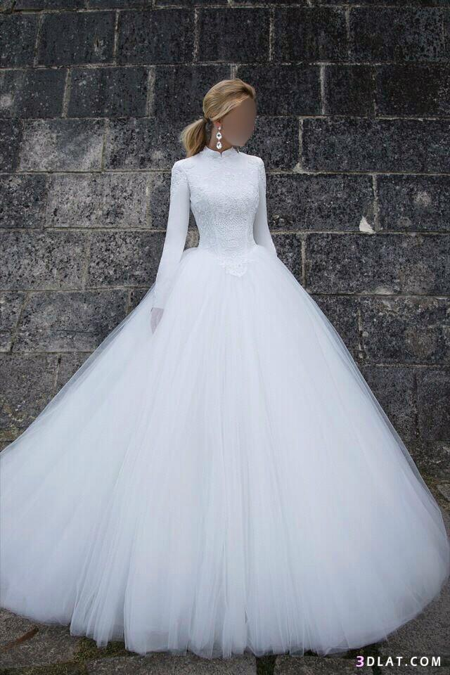 فساتين زفاف ناعمه ورقيقة.فساتين زفاف2019.فساتين زفاف 3dlat.com_05_18_79c2