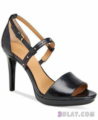 48a2120b1119e صنادل كعب عالى 2020.احدث صيحة فى عالم احذية السيدات - ام مالك وميرنا