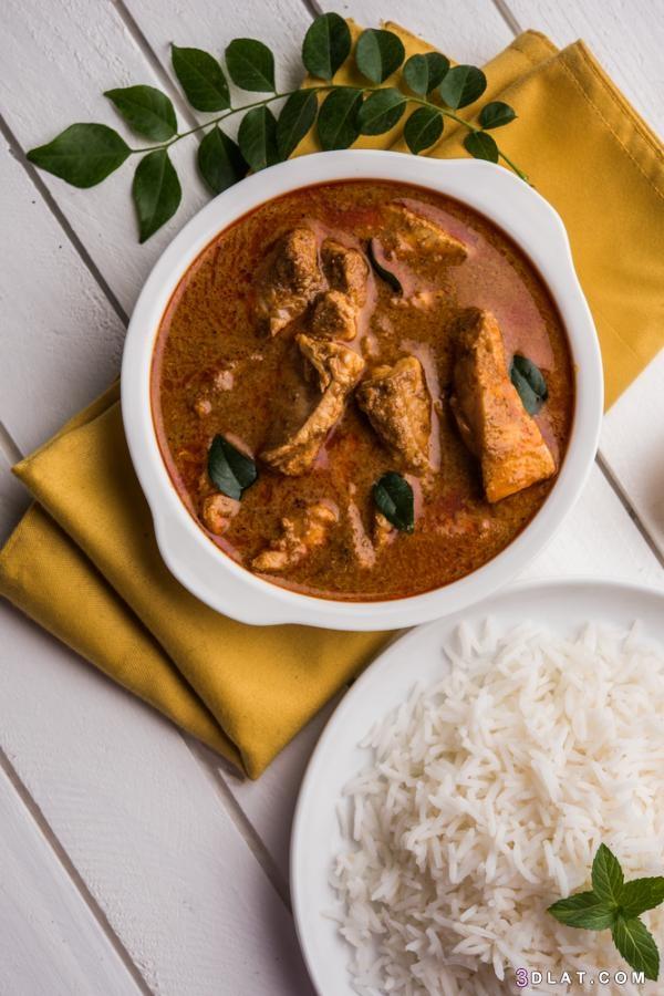 السمك, الهندي, طريقه, كاري, وصفة