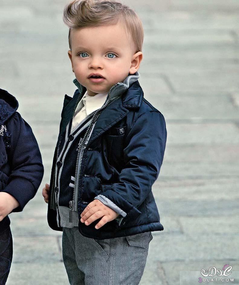 0bb69bffb ازياء اطفال شتوي 2020 اجمل ملابس اطفال - وردة وفولة