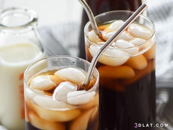 طريقة القهوة المثلجة بدون حليب طريقة 3dlat.com_07_18_3ad1
