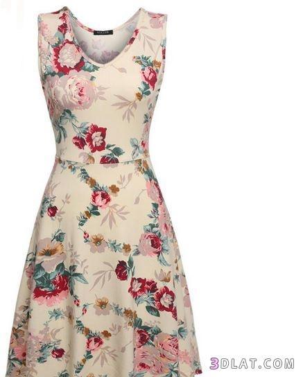 أجمل الفساتين لصيف 2019 فساتين صيفية 3dlat.com_07_18_5dd6
