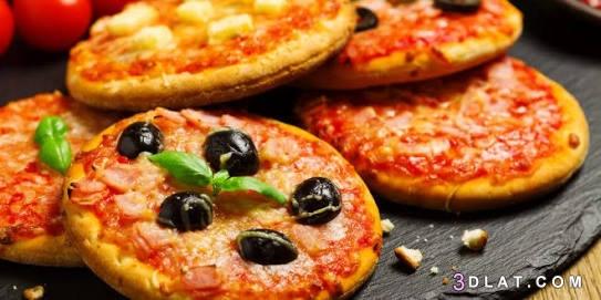اكلات, بيتزا, شهيه, صور, وشوربات, ولذيذه, ومعجنات