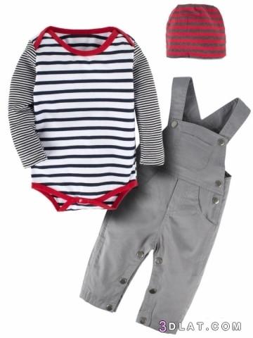 كولكشن ملابس شتاء 2019 لحديثي الولاده 3dlat.com_07_18_ba91