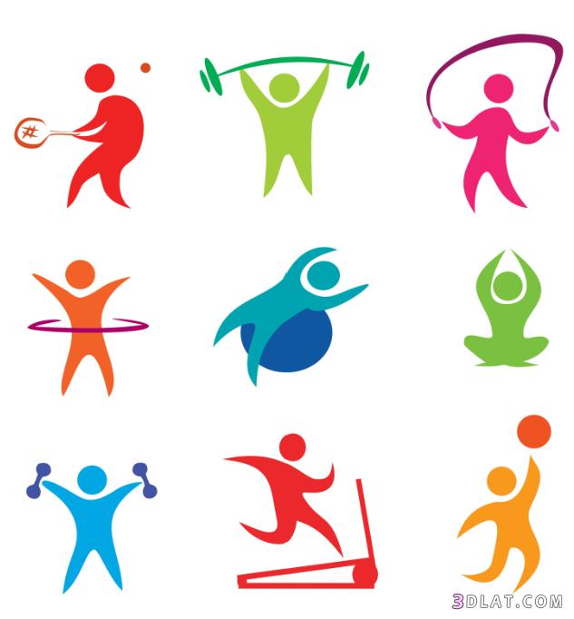 مارس الرياضة وانت جائع.اهمية ممارسة الرياضة 3dlat.com_07_18_effa