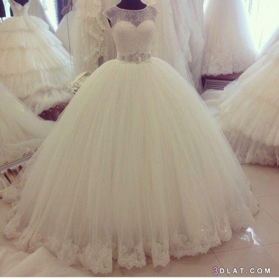 فساتين زفاف أشيك فساتين زفاف فساتين 3dlat.com_07_19_6bbb