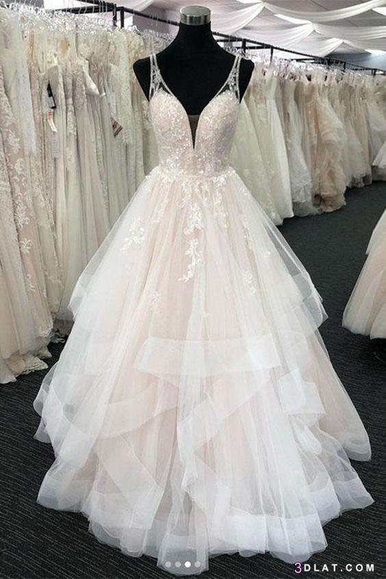 فساتين زفاف أشيك فساتين زفاف فساتين 3dlat.com_07_19_9942