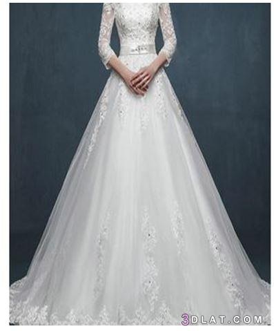 أجمل فساتين الزفاف 2019, أرقى فساتين 3dlat.com_08_18_aba8