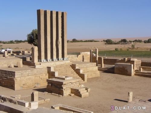 قصة نبي الله سليمان بن داود عليهما السلام 3dlat.com_08_18_b344
