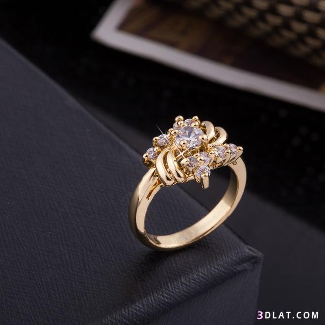 خواتم زواج حديثة 2019, وخواتم للزواج 3dlat.com_08_18_da3d