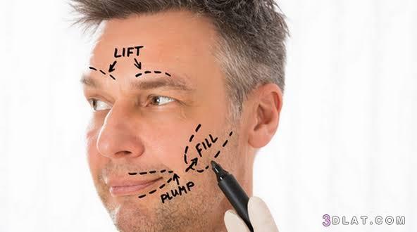 اسباب, التخلص, الوجه, الوجه،, طرق, نحافة