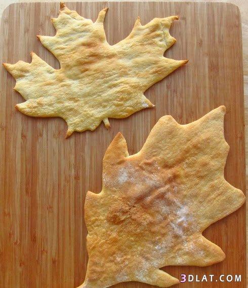 بيتزا أوراق الخريف بالخضار طريقه تحضير 3dlat.com_09_18_00fe