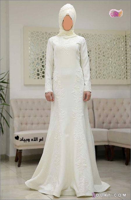 للعروس المحجبة اجمل فساتين الخطوبة لموسم2019,فساتين 3dlat.com_09_18_0b1b
