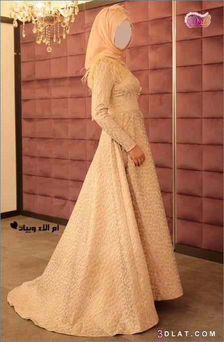 للعروس المحجبة اجمل فساتين الخطوبة لموسم2019,فساتين 3dlat.com_09_18_54e0