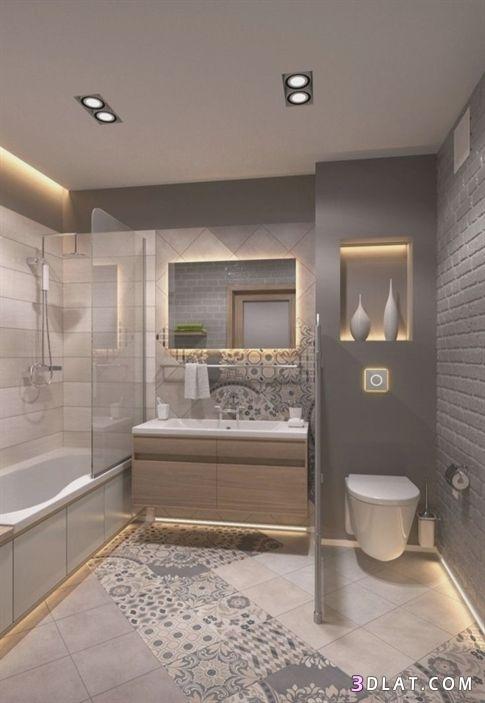 أرقى الحمامات الحديثة حمامات أنيفة للشقق 3dlat.com_09_18_b93c