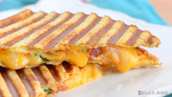 توست الجبن المشوي طريقه تحضير وصفه 3dlat.com_09_18_e497