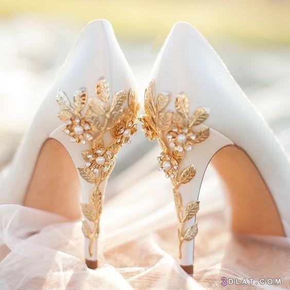 أحذية للعرائس أحذية زفاف أشيك أشكال 3dlat.com_10_19_2c6c
