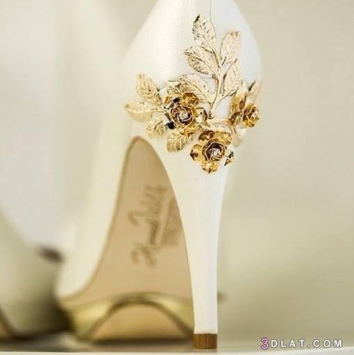 أحذية للعرائس أحذية زفاف أشيك أشكال 3dlat.com_10_19_92ee