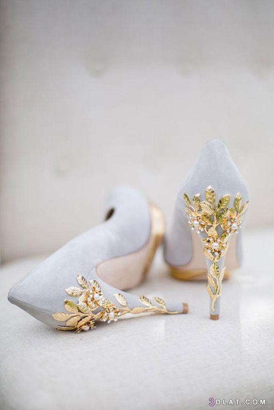 أحذية للعرائس أحذية زفاف أشيك أشكال 3dlat.com_10_19_be22