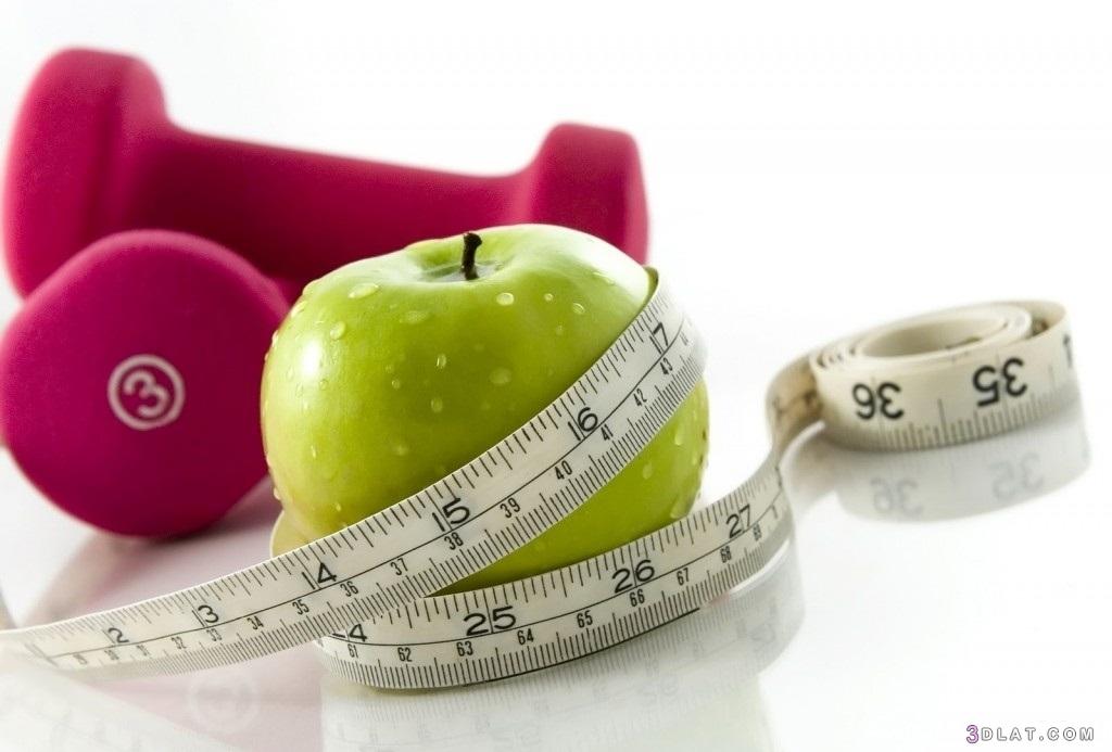 الوزن, بسرعه, خطوات, رجيم, فقدان