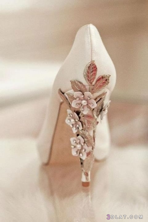 أحذية للعرائس أحذية زفاف أشيك أشكال 3dlat.com_10_19_fc29