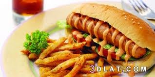 ساندويتشات السوسيس الشهيه hotdoog 3dlat.com_11_18_1c1b