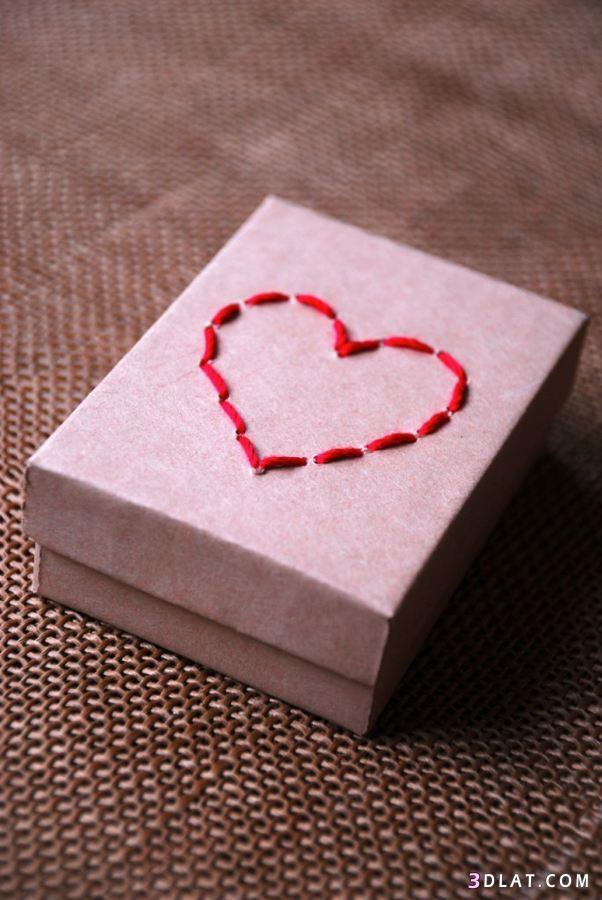 لفات مبتكرة لهدايا الحب يديك 3dlat.com_12_18_c119