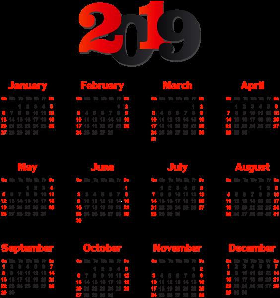 تقويم الميلادي ٢٠١٩ تقويم ٢٠١٩ 3dlat.com_12_18_c165