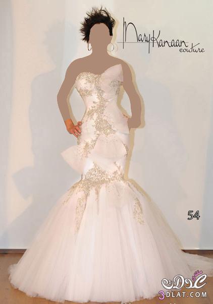 فساتين زفاف متالقة, فستان فرحك جديد و مميز