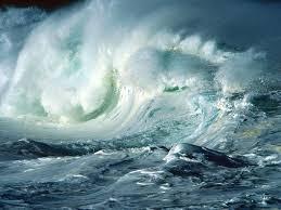 امواج البحار مناظر امواج البحار
