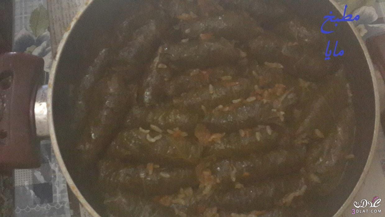 مطبخي] محشي اللفت مطبخ مايا