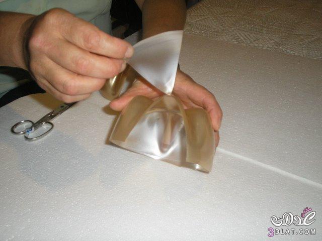 حامل مناديل تحفه فنيه من زجاجة المياه اللغازيه 3dlat.com_1389998988