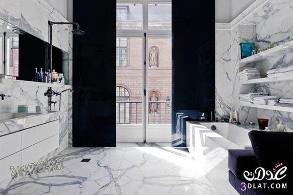 حمامات رخام2014 حمامات رخام جمال