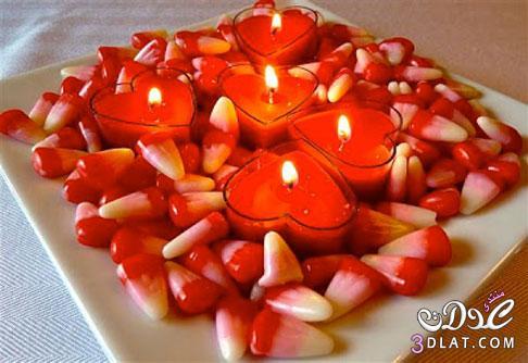 افكار ديكور مميزة ليوم الحب كي تعممي الرومانسية في كل أرجاء المنزل 3dlat.com_1390324399